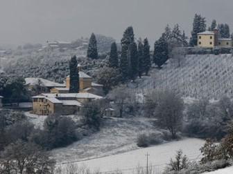 Какая погода в италии в январе