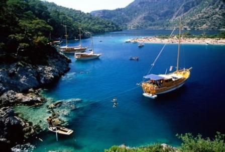 Яхты в сиде фотографии турции