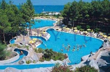 Фото турции красивый бассейн с